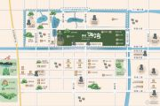 绿地海湾交通图