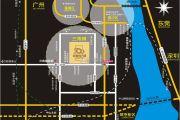 金映时代花园交通图