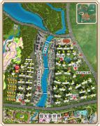 长沙恒大文化旅游城规划图