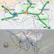 勐巴拉交通图