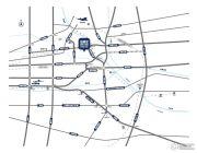 金融街・园中园交通图