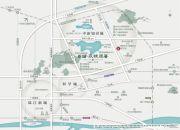 广州龙湖・双珑原著交通图