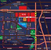 郑州恒大城二期交通图