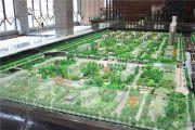 洛阳建业桂园沙盘图