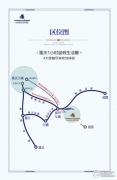 大沙河仡佬文化国际旅游度假区交通图