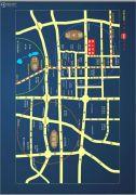 航天城・中心广场交通图