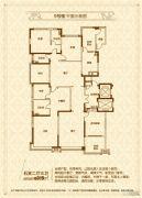 恒大御景5室2厅3卫319平方米户型图