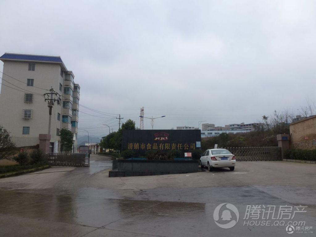 锦绣蓝湾溪岸实景图