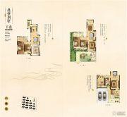 菩禧龙城5室3厅5卫271平方米户型图