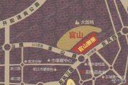 官山御景二期・半山云景交通图
