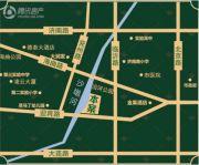 华东蓝海石油集团生活区交通图