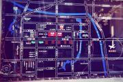 紫荆半岛交通图