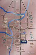 恒大新城交通图
