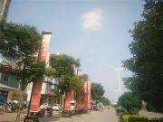 邓州建业城外景图