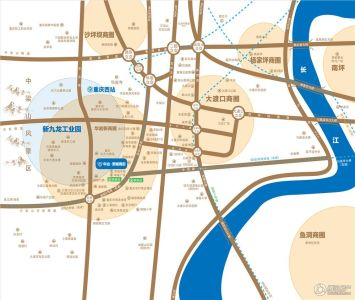 中冶熙城商街