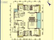 宝麒花园5室2厅2卫0平方米户型图