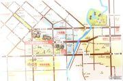 华阳秀水3号交通图