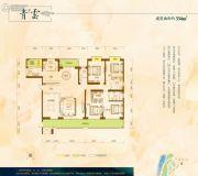 中建江山壹号5室2厅3卫334平方米户型图