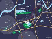 万象湖花园交通图