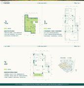 恒大世纪城0室0厅0卫134平方米户型图