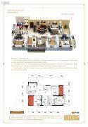 首开龙湖・春江彼岸4室2厅2卫0平方米户型图