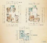 熙岸尚城二期0室0厅0卫176平方米户型图