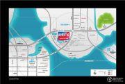 时代上城交通图