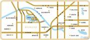 绿岛湖壹号交通图