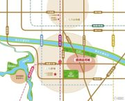 盛润・运河城交通图