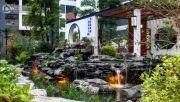 名晟花园实景图