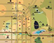 美的・顺城府交通图