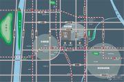 新世界广场交通图