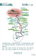 麓云谷交通图