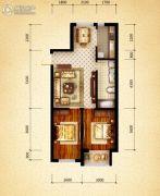 盛世温泉嘉苑0室0厅0卫84平方米户型图
