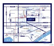 同协金座交通图
