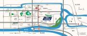 绿城・桂语兰庭交通图