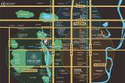 北辰朗诗南门绿郡交通图