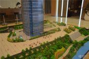 IFC福建国际金融中心沙盘图