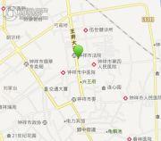 万昌中央广场交通图