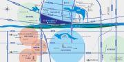 蓝光凤湖长岛国际社区交通图