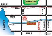 龙山大厦交通图
