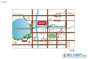 大树湘湘恬园交通图