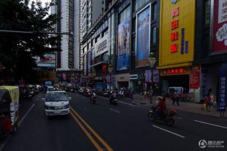 罗定商业中心(北区)