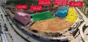 麒龙城市广场实景图
