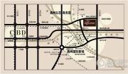中建・红杉溪谷交通图