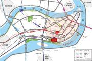 滨江壹号交通图