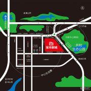 宝丰新城交通图