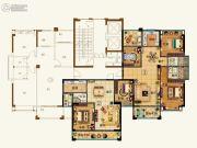 壹品湾3室2厅2卫0平方米户型图