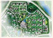科城山庄规划图