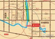 香港城・裕华苑交通图